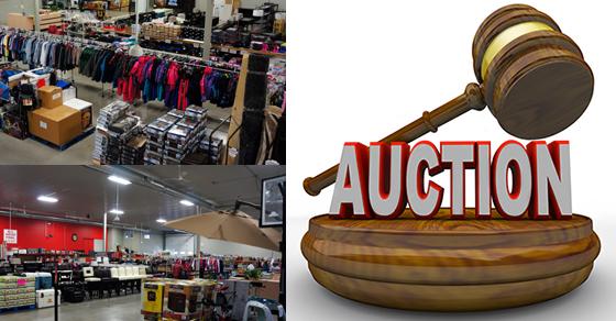 Auction Auction Auction Location K Amp K Liquidation In